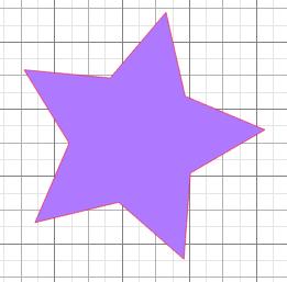 Zacken 5 stern zeichnen 5 zackiger